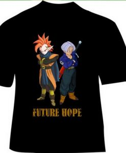 camiseta trunks tapion