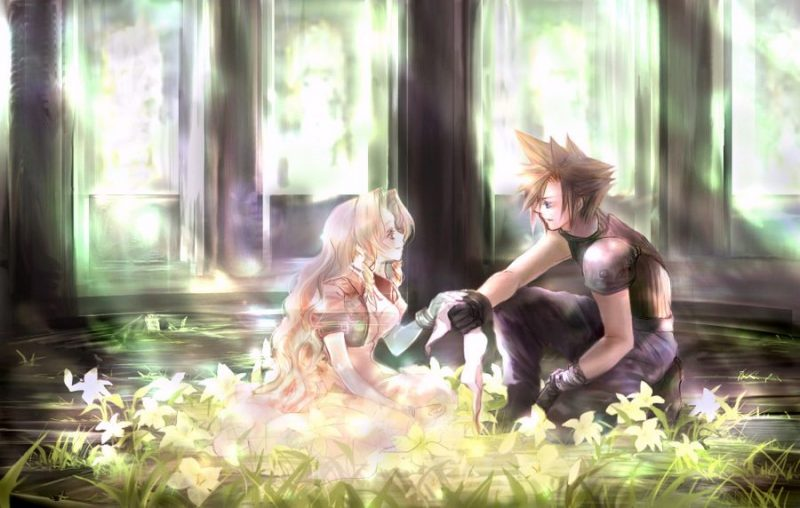 cloud aerith 33