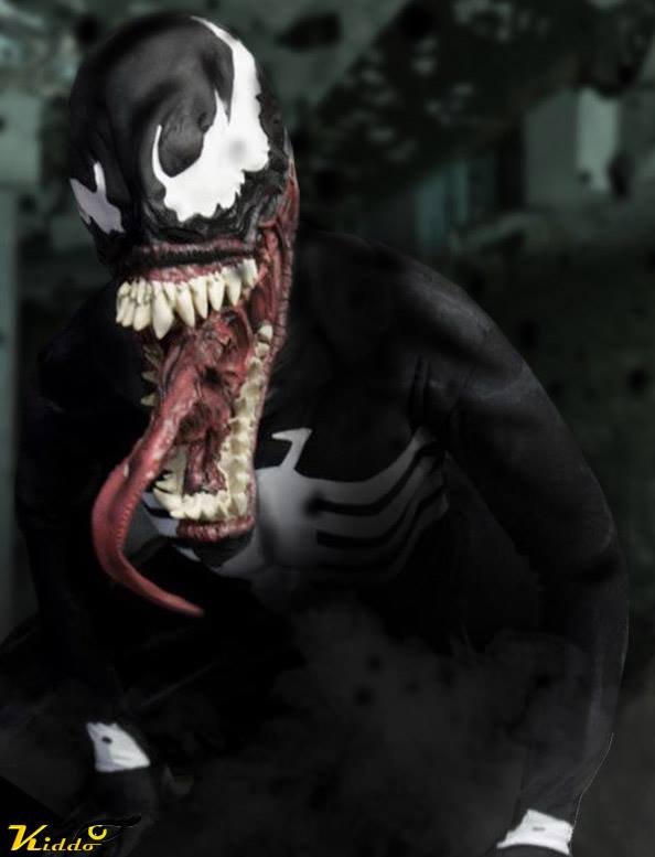 Venom (Spiderman),foto de Veronica Davila
