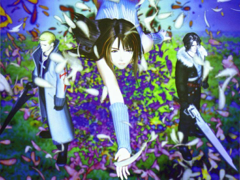 Esos clásicos inolvidables: Final Fantasy VIII. Parte II – Fantasy ...
