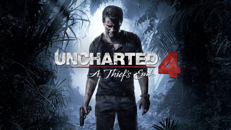 Uncharted 4 front