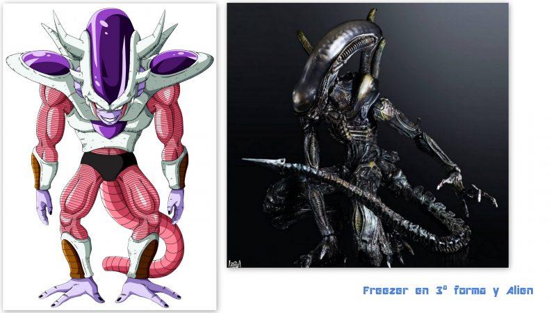 freezer alien