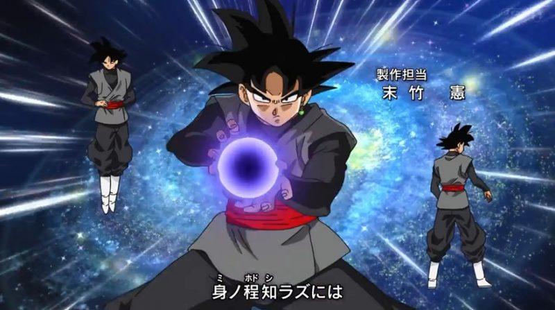 black goku 4