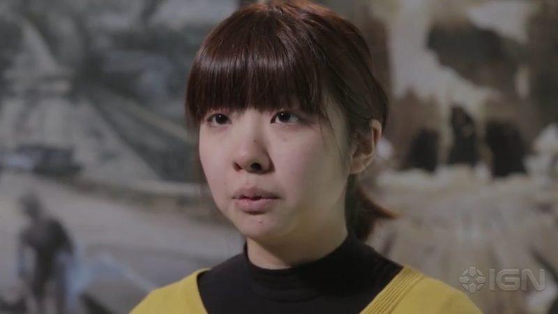 Saori Itamuro, guionista de FFXV