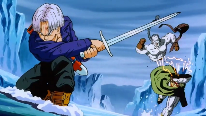 trunks droide