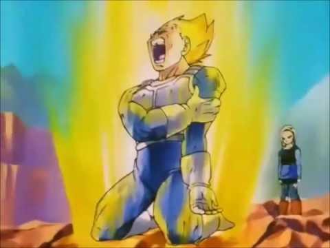 Y aquí uno de los momentos míticos de Dragon Ball Z