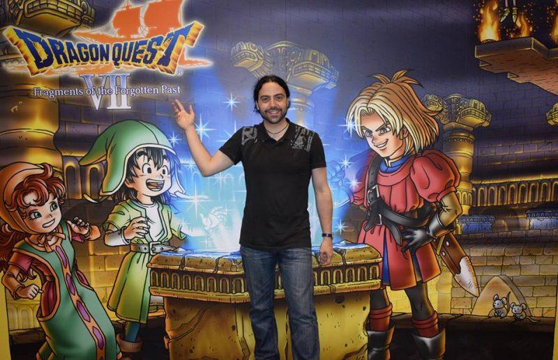 Jesús Díez García - Dragon Quest VII